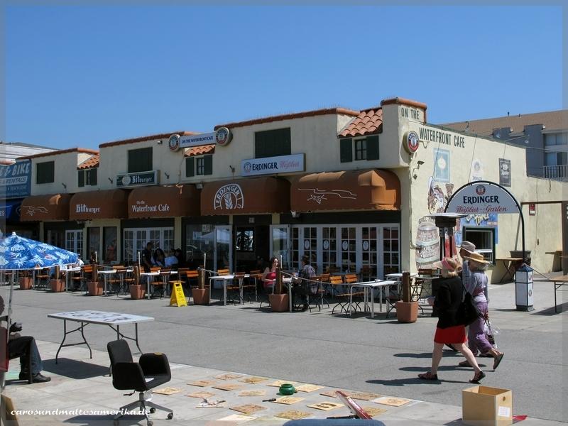 Rae S Restaurant Santa Monica Ca