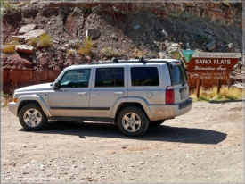 Jeep Commander 4x4 Limited
